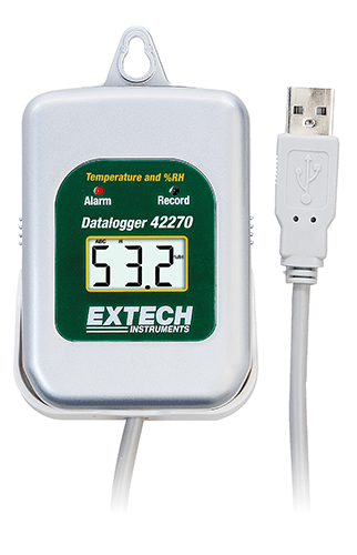 Humidity Datalogger Kit - Extech