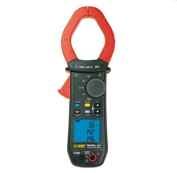 AEMC Clamp-On Power Meter