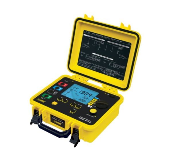 Multi-Function Ground Resistance Tester