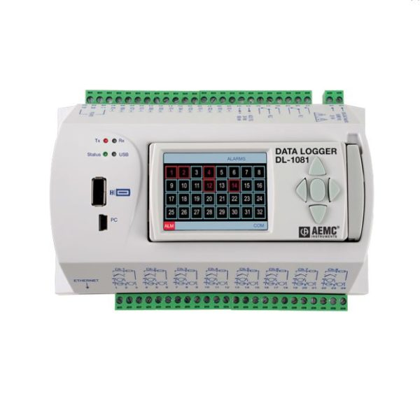 AEMC 8 Channel Data Logger