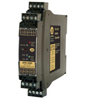 API DIN Transmitter