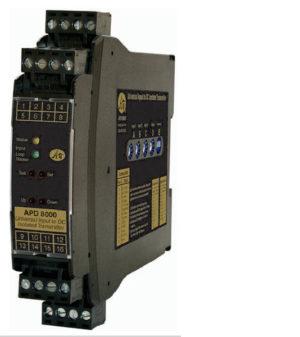 Temperature to DC - APD8000 series