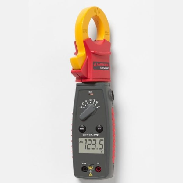 Swivel Clamp Meter