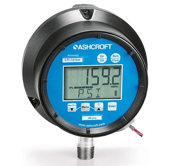 Digital Pressure Gauges - Ashcroft