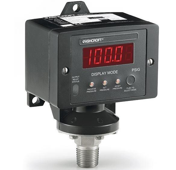 Ashcroft Pressure Switches NPI & NPA Series