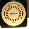 AC Synchroscope Meter