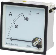 Tyco Crompton AC Overload Ammeters