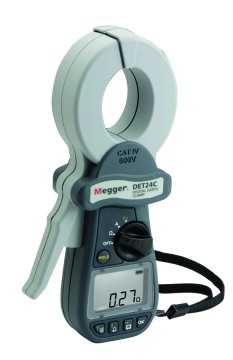 Megger Clamp-on Ground Resistance Tester