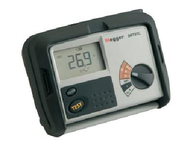 Three-Terminal Ground Resistance Tester