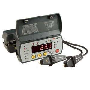 DLRO–10 Digital Low Resistance Ohmmeters - Megger