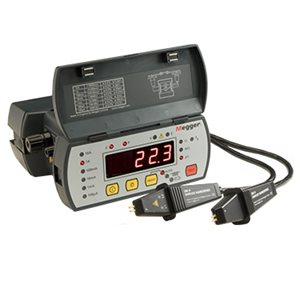 DLRO–10 Digital Low Resistance Ohmmeters - Megger