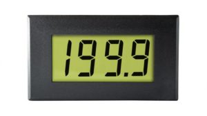 900 Series Digital Panel Meter