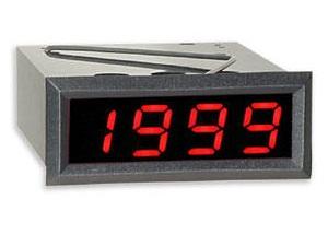 Mini-Meter DVM-5 Series, 1.378 x 0.5 x 1.375 Case - Texmate