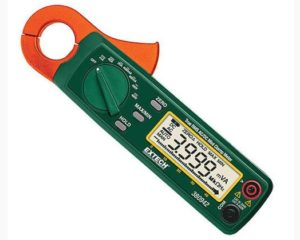 True RMS AC/DC Mini Clamp Meter