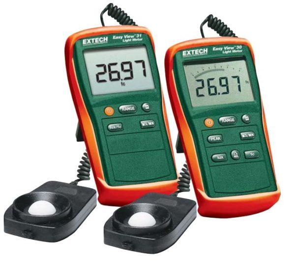 Wide Range Light Meter - EA30 - Extech