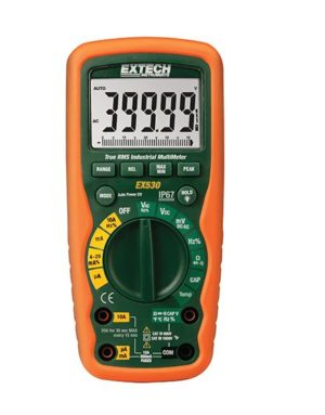 Heavy Duty Industrial MultiMeter