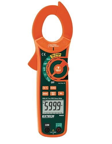 TRMS Clamp Meter - MA620