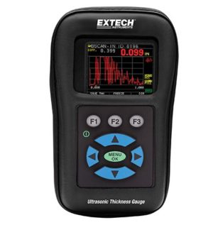 Ultrasonic Thickness Gauges - Extech