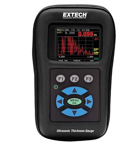 Ultrasonic Thickness Gauges - Extech
