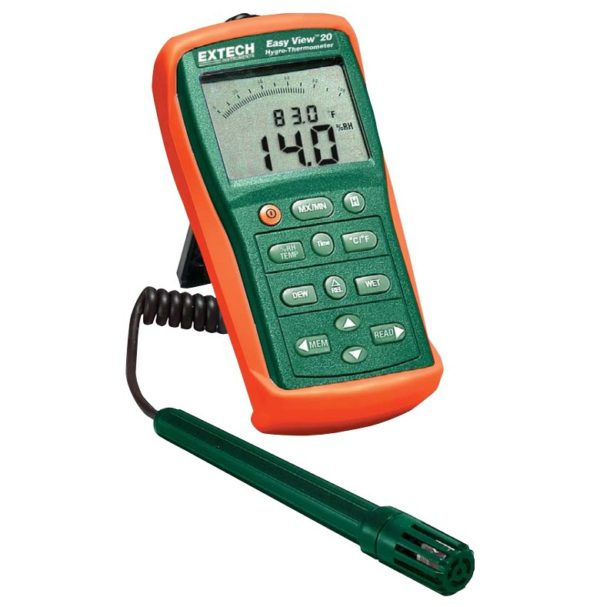 Hygro-Thermometer Datalogger - EA25 - Extech