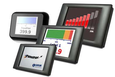 Lascar PanelPilot Multi-Function Graphics Meters