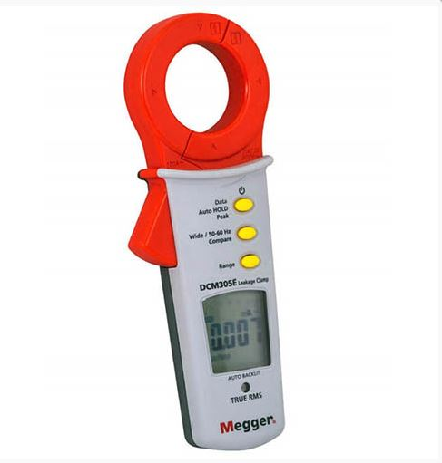 Ground Leakage Clampmeter
