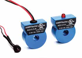 AmpFlasher AC Current Indicators