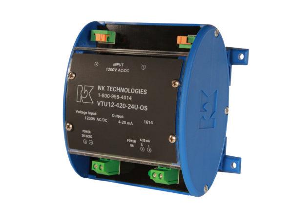 High Voltage AC/DC Transducer