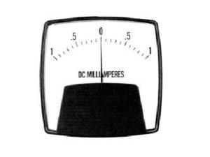 Modutec PB Series DC Current & Voltage Meter