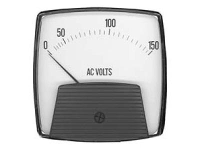 Modutec PB Series AC Current/Voltage Meter
