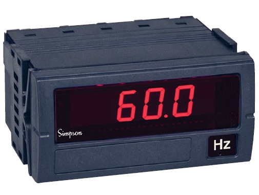 S664 - 1/8 DIN Frequency Counter