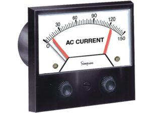 Simpson Analog Meter Relay