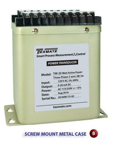 Single & Three Phase Voltage Transducer