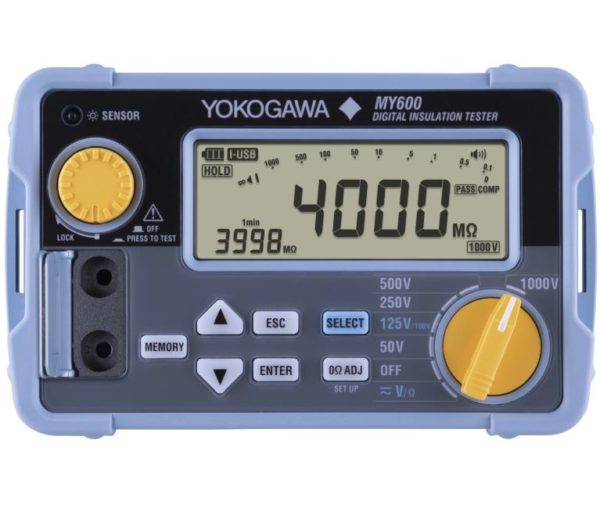 MY600 Digital Insulation Tester