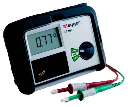 Megger High Current Loop Tester