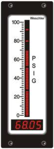 Single Bargraph Meter