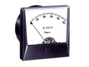 DC Voltage Meter