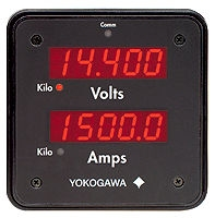AC Volts Amp Dual
