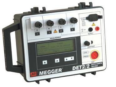 Megger DET2