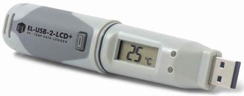 Lascar EL USB 2 LCD