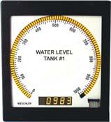 Single & Dual Concentric Bargraph Meter