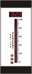 BG Series Large Edgewise Bargraph Meters - Weschler
