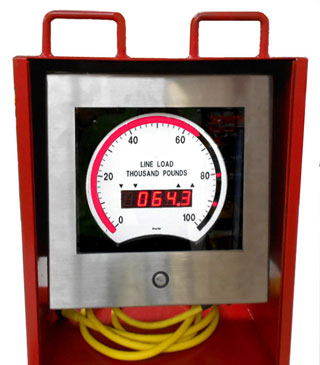 Weight-On-Bit Meter