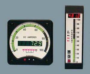 Digital Bargraph Meters