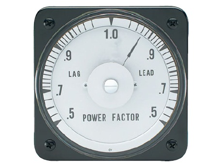 Power Factor, Frequency, Synchroscope Meter