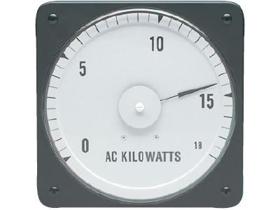 AC Watt & VAR Switchboard Meter
