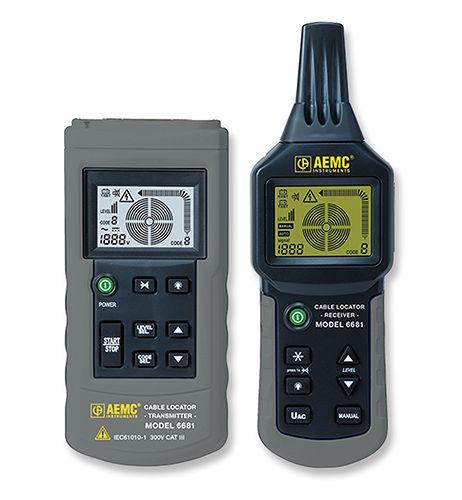 AEMC Cable Tester & Locator Model 6681