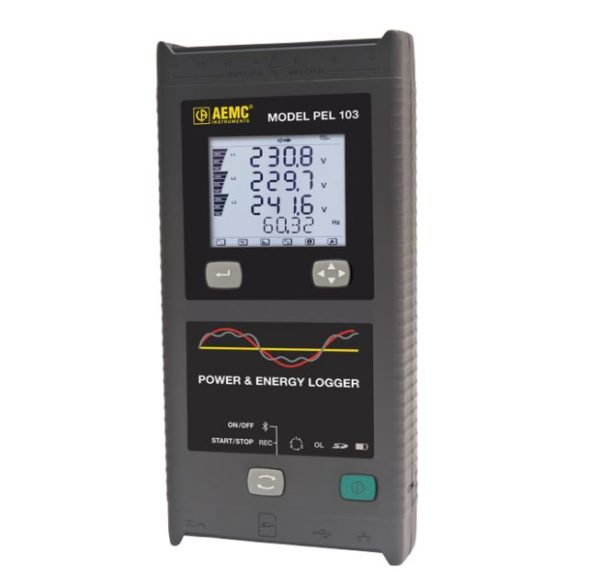 AEMC Power & Energy Logger