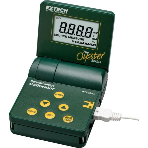 Voltage & Current Calibrator