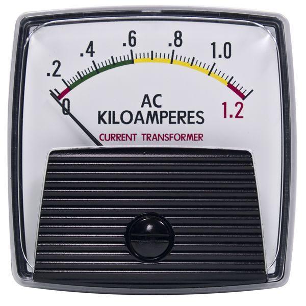 Big Look AC Ammeter